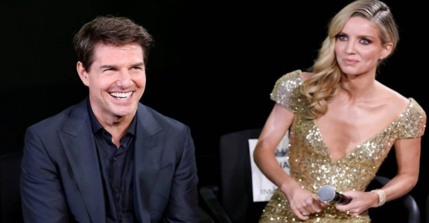 Bizarre claims from Tom Cruise: No one runs with me