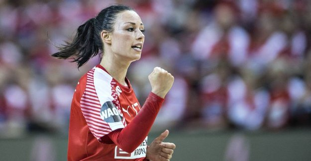 Bomb under the Danish european championships and WORLD cup: - Stumbling close to the cancellation