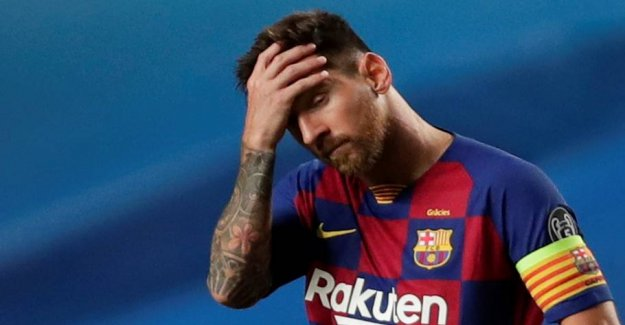 Butcher Barça-the stars: A liquidation!