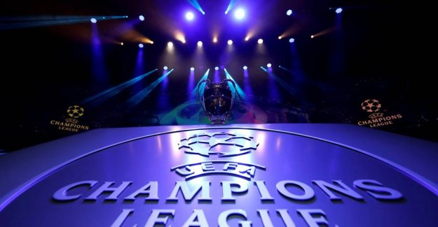 Cancelled shortly before the start of the event: Chaos in the new Champions League