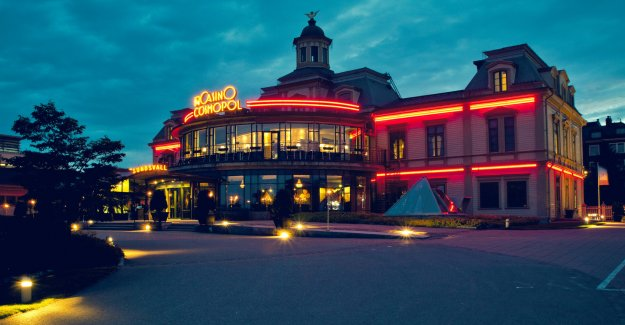 Casino Cosmopol, Casino Cosmopol in Sundsvall, sweden are being closed down