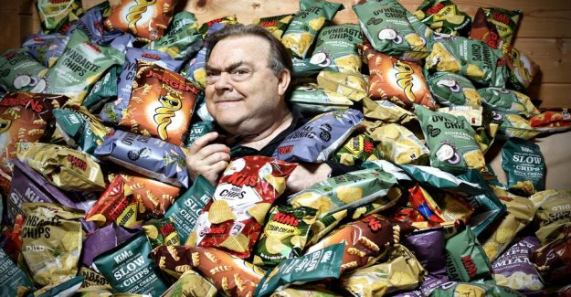 Chips war: Removed at big chain
