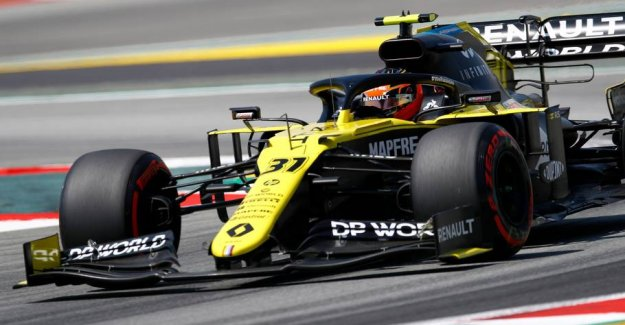 Crash: - Oh, Magnussen braked