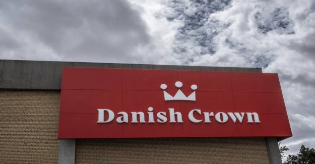 Danish Crown employees living under the same roof