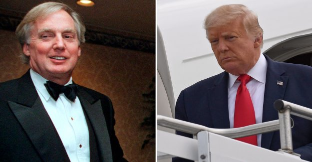 Donald Trump's brother's death: He was my best friend,