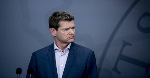 Engell: Corona-the general has lost the stars on the shoulders