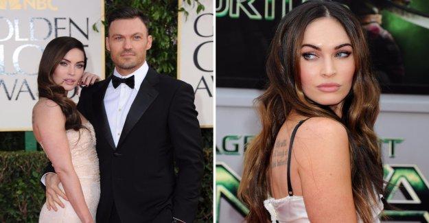 Exmakens features to Megan Fox - mocks-kärleksbilden