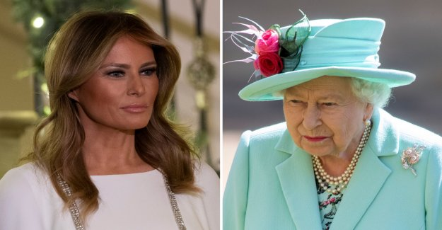 Expert: Melania has been taken by the reign of queen Elizabeth