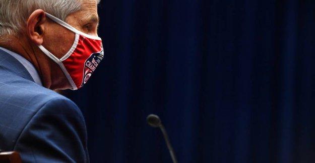Fauci: Total shutdown puts Europe ahead of U.S. in pandemic