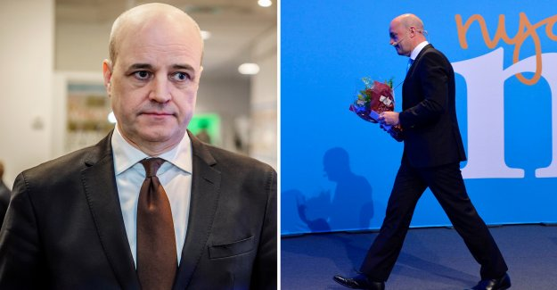 Fredrik Reinfeldt AB is doing his worst performance ever