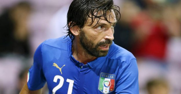 Giant bomb: Pirlo new Juventus coach