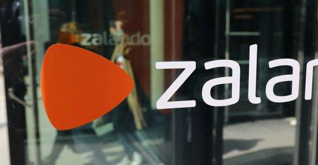 Great progress at Zalando under coronakrise