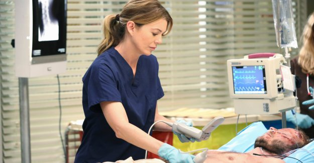 Grey's anatomystar: I'm gonna stay just for the money