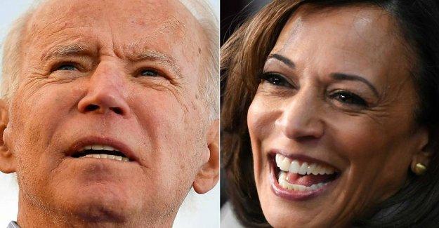 Joe Biden has chosen Kamala Harris as its candidate for the vicepræsidentposten