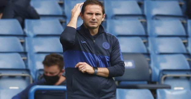 Lampard before the FA Cup final: People forget quickly