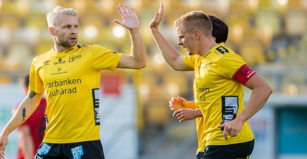 Larsson: We've got a machine