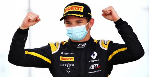 Lundgaard-triumph: Back on the podium