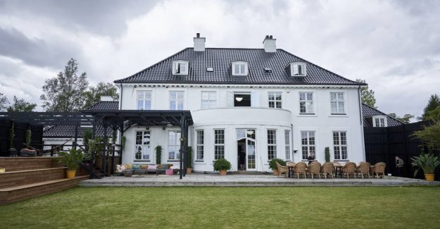 Mad villa: Here the parties in the Danish realityprogram