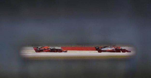 Magnussen shone: - Good improvement