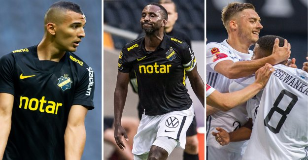 Malmö, the crisis is total, Is in the qualifying