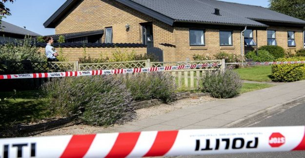 Man is jailed for killing woman in Kolding