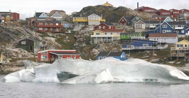 Man loses life in an accident on the ice sheet in Greenland