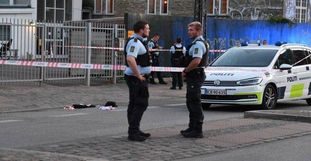 Man stabbed with knife in Copenhagen