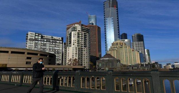 Melbourne business closed and production is attenuated