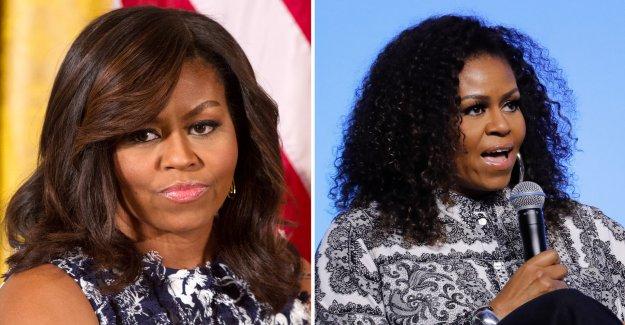 Michelle and barack Obama on the tough karantäntiden