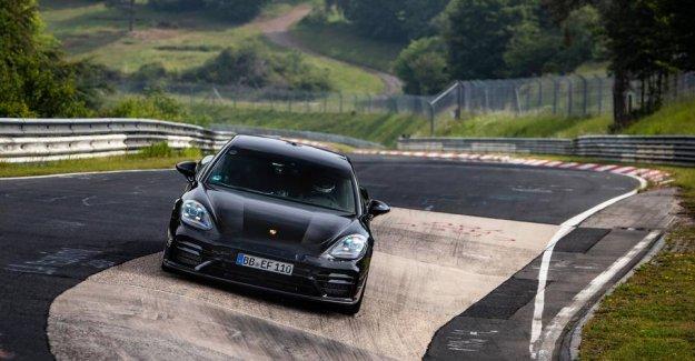 New Porsche model beats the impressive record