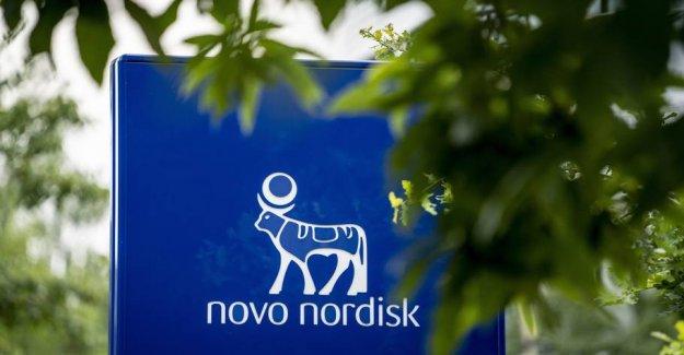 Novo Nordisk benefits from corona