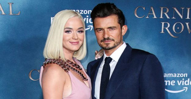 Orlando Bloom's honest words - a tough time with Katy Perry