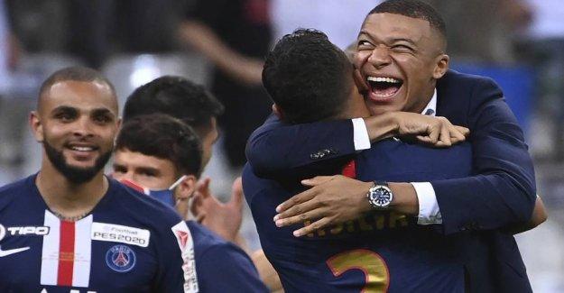PSG beats Joachim and Lyon in horror