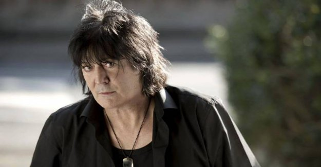 Rock star death after accident