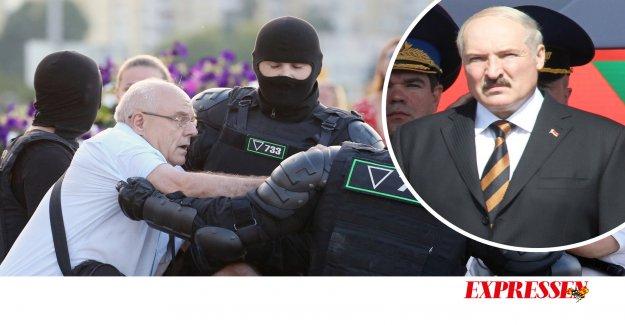 So Sweden will punish the bad guys in Belarus