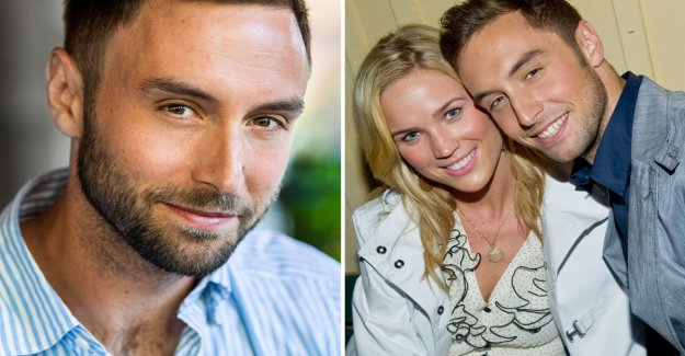So, is Gary Zelmerlöws relationship with Marie Serneholt, in the day of the