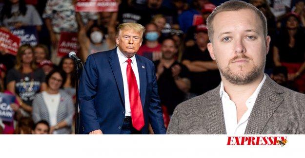 The ÅhlundDemokraternas åsiktspoliser is Trump's best campaign workers