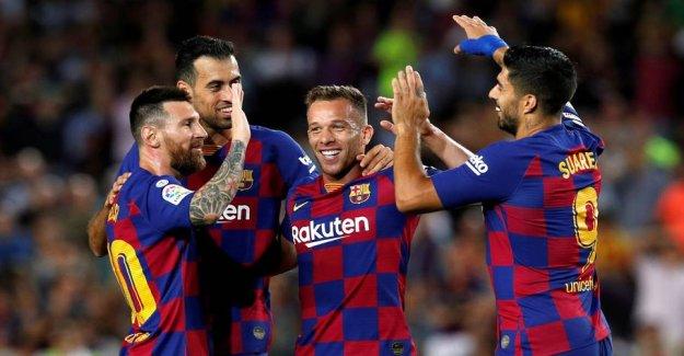 The Barcelona failure animals for FC Midtjylland