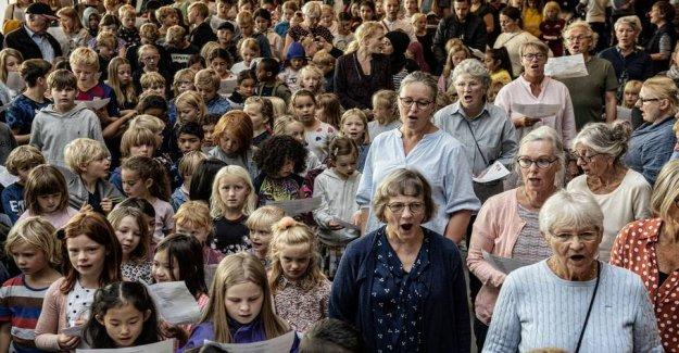 The festival week is wavering: - A mockery of the vulnerable