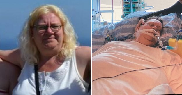 The investigation into the murder of Anna-Maria, 56, is a delay
