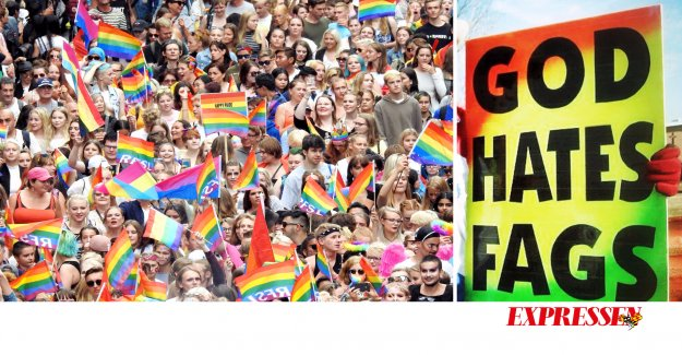 The way to charlatanerna who want to 'cure' gay people
