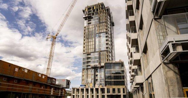 Turmoil on the prestigebyggeri: Now shall the concrete be examined