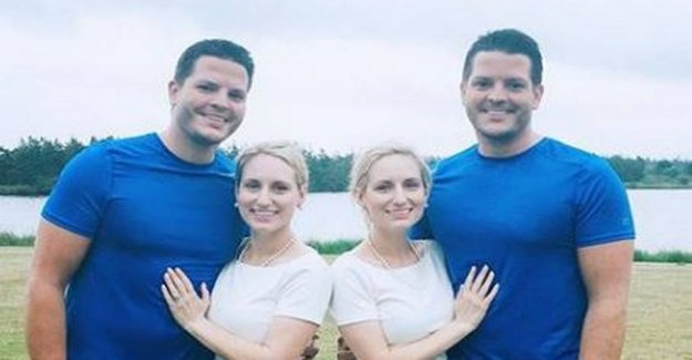 Twins married to twins: Now they are pregnant