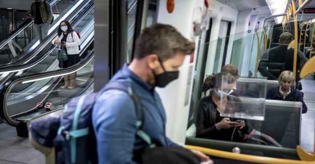 Unity requires mundbind in the public transport