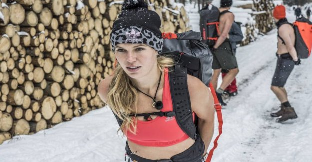 Wozniacki will reach the top again: Teeth realityshow