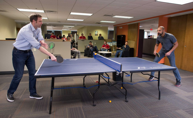The Many Benefits Of An Office Ping Pong Table News