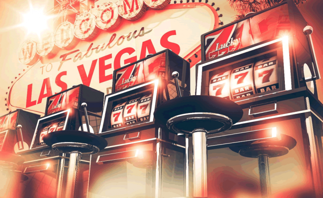 Spin the reels and claim your prize with these Vegas Slots.