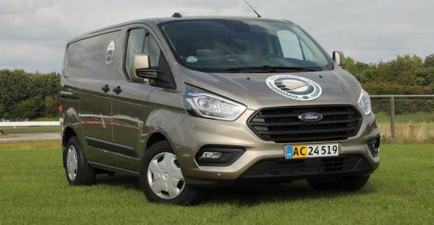 Here is the best van right now