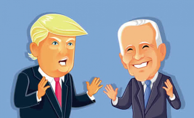 US Election 2020: Four of Donald Trump and Joe Biden's biggest blunders