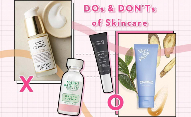 Do's and Don'ts to Follow in Your Skincare Regime